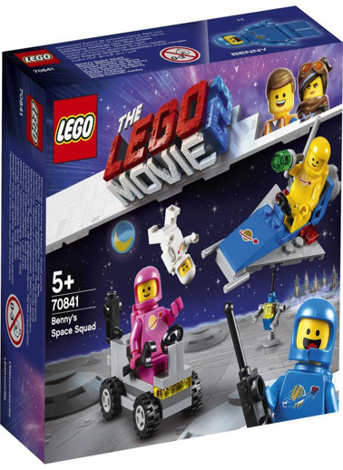 Lego Lego Movie 2 Bennys Space Squad 70841 Renkli